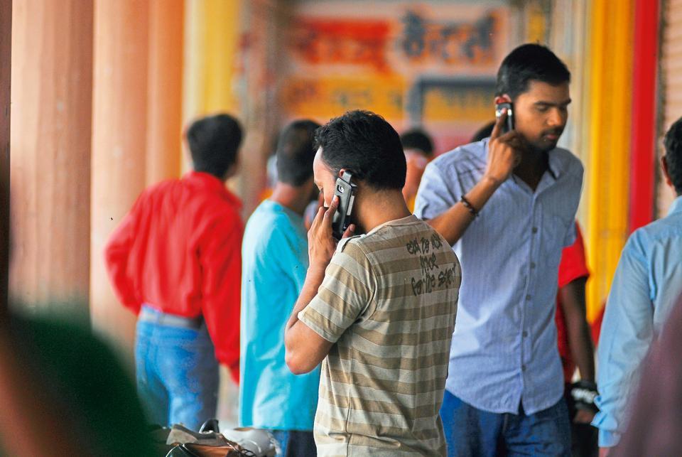 Free Wi-Fi services to boost Digital India programme. Photo:pradeep gaur/mint