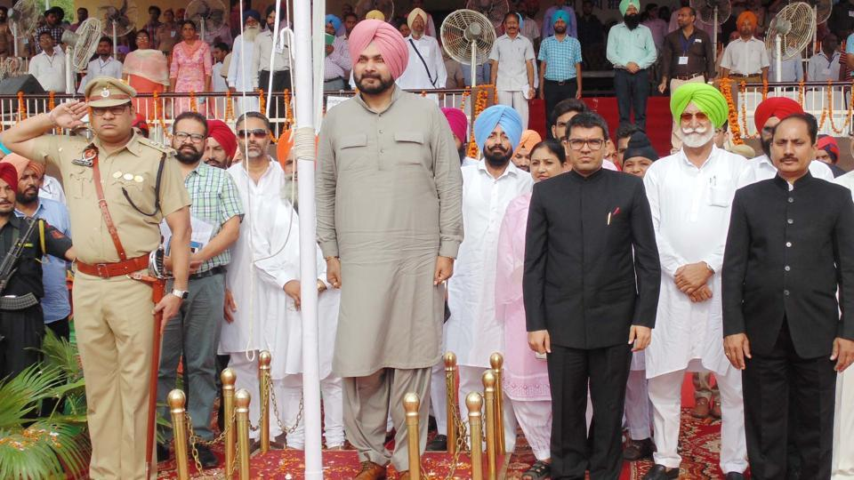 Punjab news,Chandigarh news,Navjot Sidhu