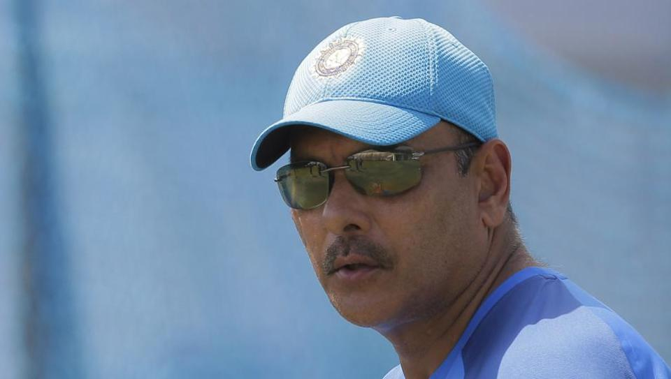 Ravi Shastri,Indian Cricket Team,India vs Sri Lanka