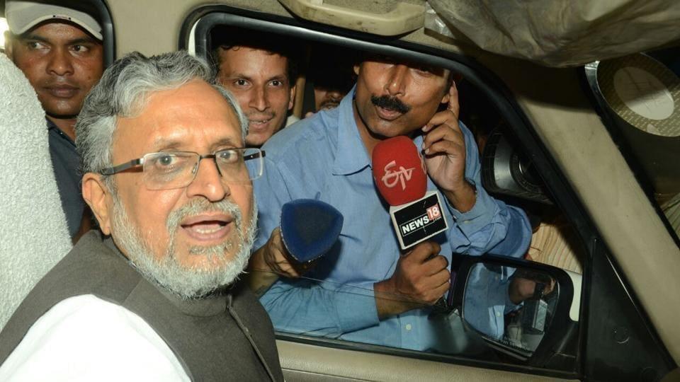 stone pelting,Bihar deputy CM,RJD