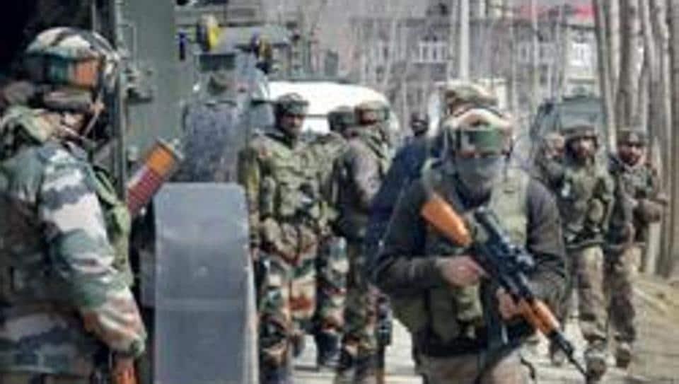 LeT commander Ayub Lelhari killed in encounter in Kashmir's Pulwama