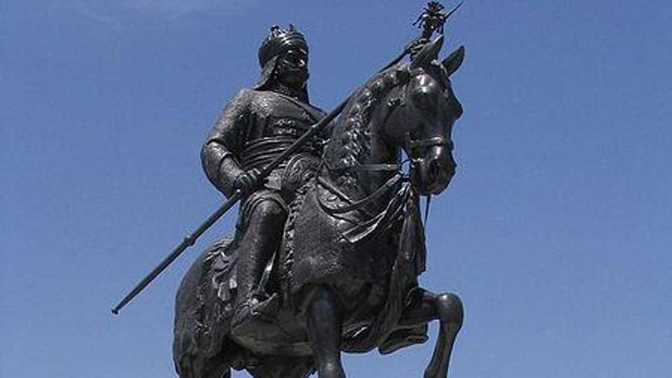 Maharana,Maharana Pratap,Battle of Haldighati