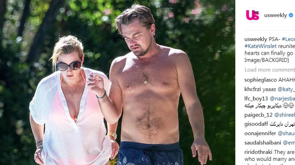 Leonardo DiCaprio,Kate Winslet,Leonardo DiCaprio Kate Winslet