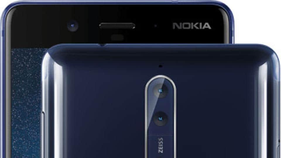 Nokia 8,Nokia 8 price india,Nokia 8 india price