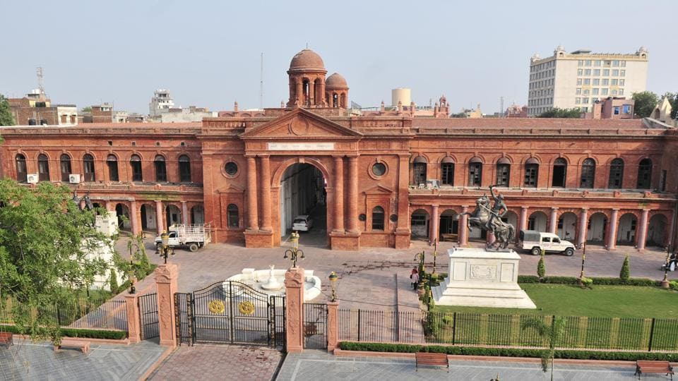 Located barely 32 kilometres from the border with Pakistan, the long-neglected red-brick Town Hall building at Katra Ahluwalia near the Golden Temple complex comes alive after undergoing two years of work in preparation for the grim stories that the exhibits in the 14 galleries inside unfold. To encourage more visitors tickets are priced at ₹10 (25 cents) for Indians and ₹150 ($2.30) for foreigners. (Ravi Kumar / HT Photo)