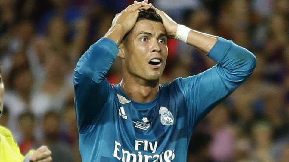 Cristiano Ronaldo,Barcelona attack,La Liga