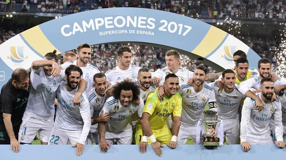 Real Madrid,FC Barcelona,Spanish Super Cup