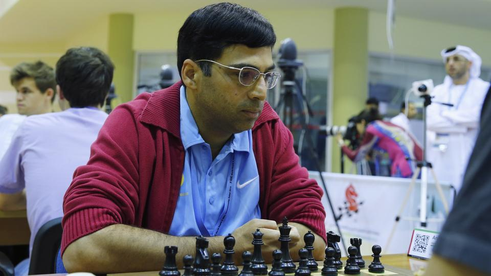 Viswanathan Anand,Garry Kasporov,St Louis Chess