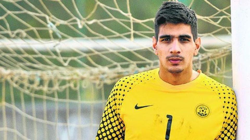 Gurpreet Singh Sandhu,bengaluru FC,Indian Football Team
