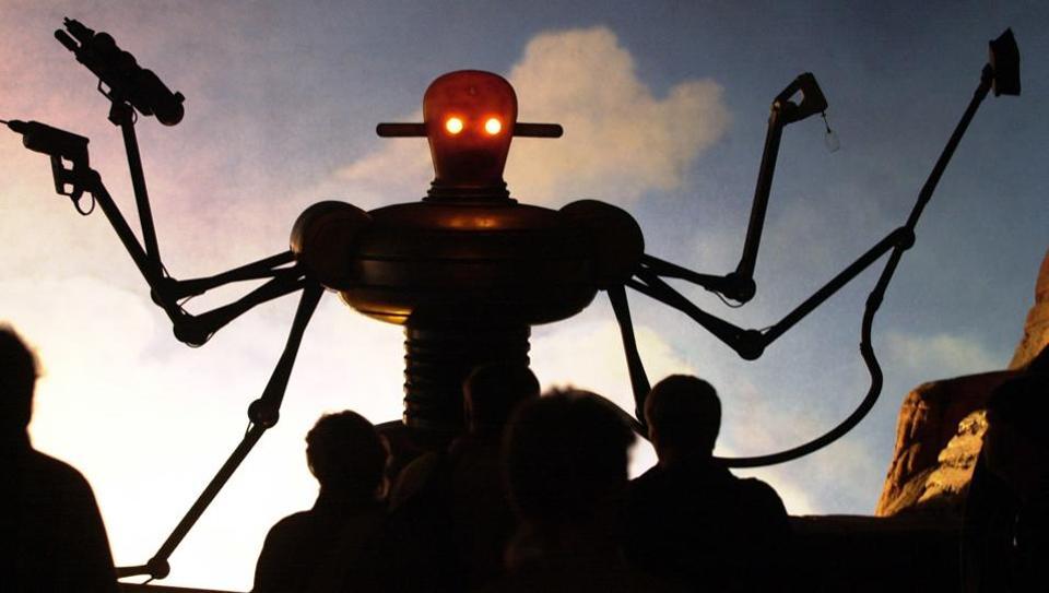 Robots,Robophobia,Humanoids