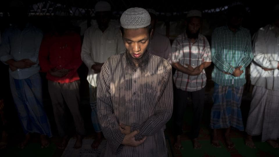 More than 40,000 Rohingya Muslims estimated to be living in India are classified as illegal immigrants even those registered with the UN refugee agency. Last week, the central government directed state authorities to identify and deport illegal immigrants who face persecution in Buddhist majority Myanmar. Despite claiming roots that go back to centuries, these marginalized communities are denied citizenship in Myanmar and classified as illegal immigrants. (Tsering Topgyal/AP)