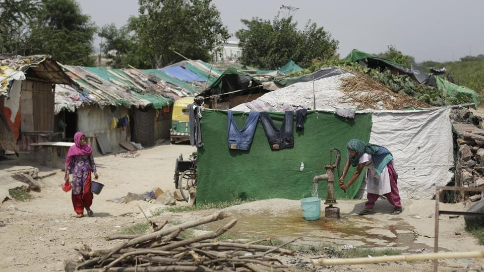 According to the government illegal immigrants like Rohingyas pose grave security challenges as they may be recruited by terrorist groups. In a communication to all states, the Union home ministry said, 'the rise of terrorism in last few decades has become a serious concern for most nations as illegal migrants are more vulnerable to getting recruited by terrorist organizations.' (Altaf Qadri/AP)
