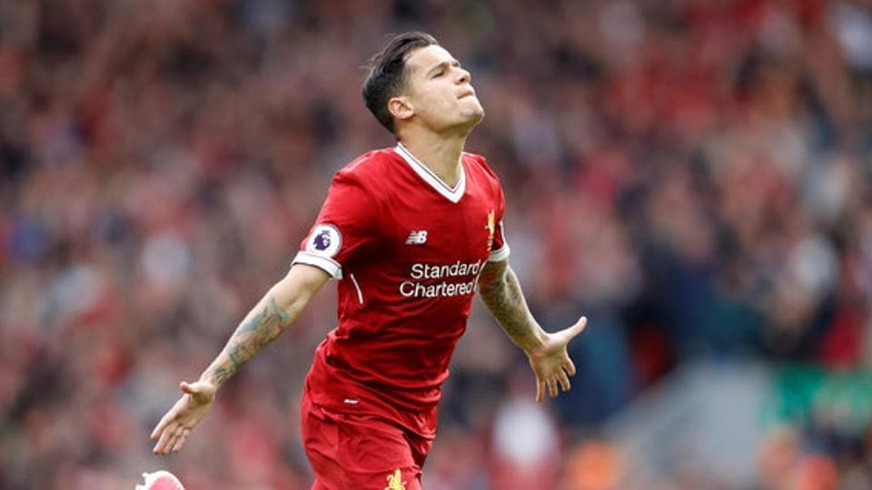 Liverpool reject record fee for Philippe Coutinho