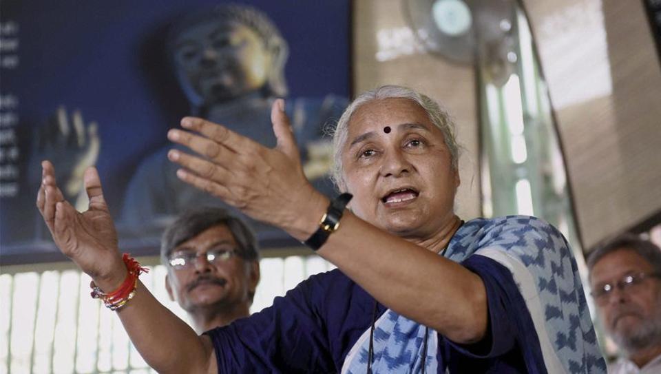 Medha Patkar,Delhi,Delhi Court