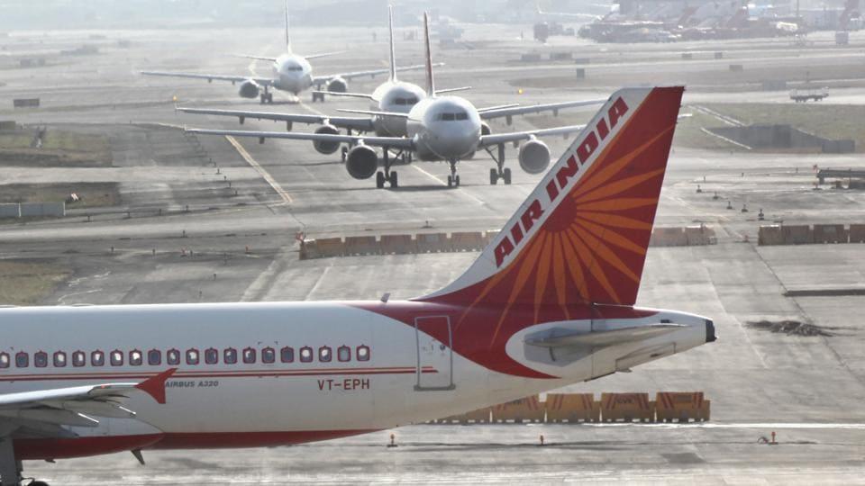 Alliance Air,Air India,Jet Airways