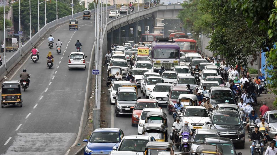 The Nalstop chowk is the second busiest spot in the city after University chowk.