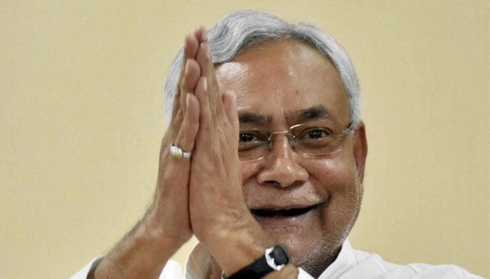 Bihar chief minister Nitish Kumar recommends a CBI probe into Bhagalpur fund transfer scam