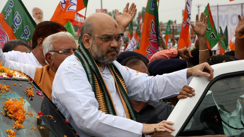 In the run up to the elections, Shah will soon appoint palaks (mentors) for the 120 Lok Sabha seats where the BJP has never won in the past. Most of them are in southern and north-eastern India.