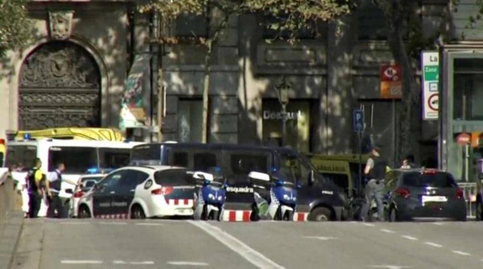 Barcelona,Barcelona Terror Attack,Las ramblas