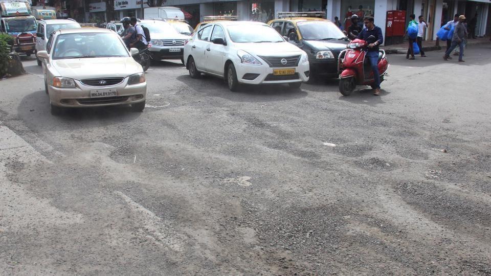 Potholes,Monsoon,Brihanmumbai Municipal Corporation