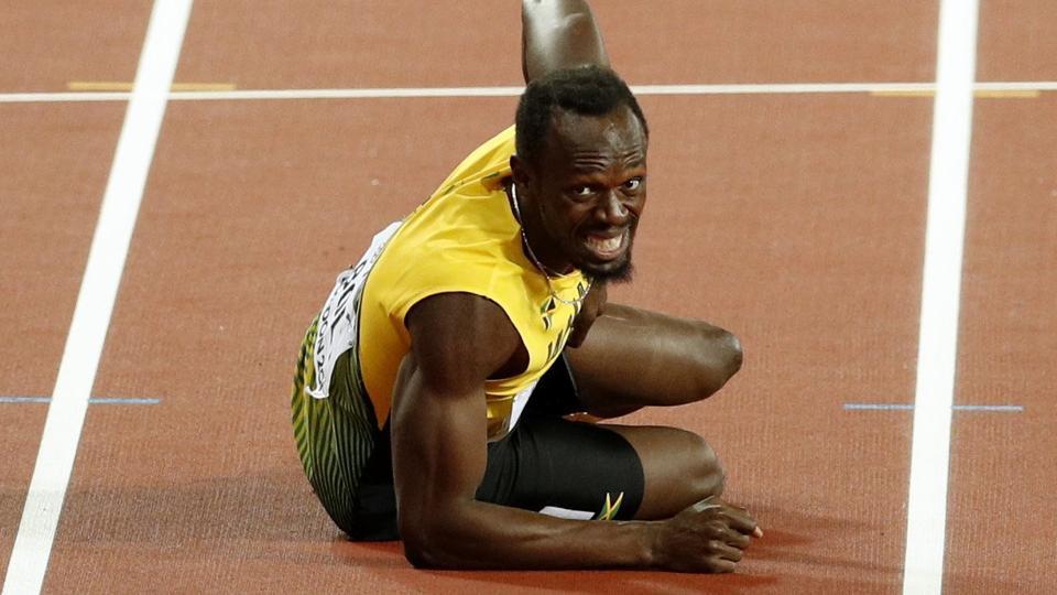 Usain Bolt,Athletics,World Athletics Championship