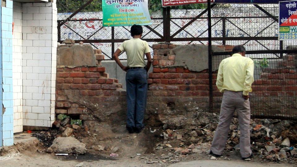 Public sanitation,urination,open defectaion