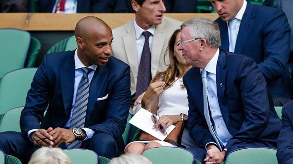 Thierry Henry,Alex Ferguson,Sir Alex Ferguson
