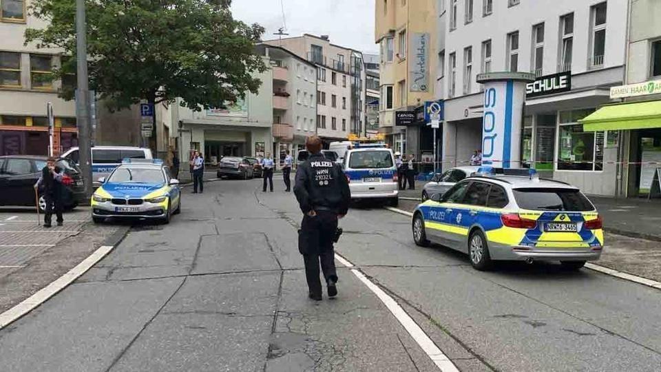 Germany,Germany Stabbing,Crime