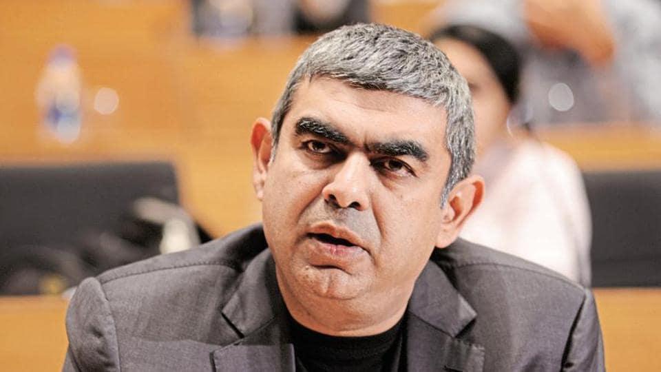 vishal sikka,infosys,vishal sikka resignation