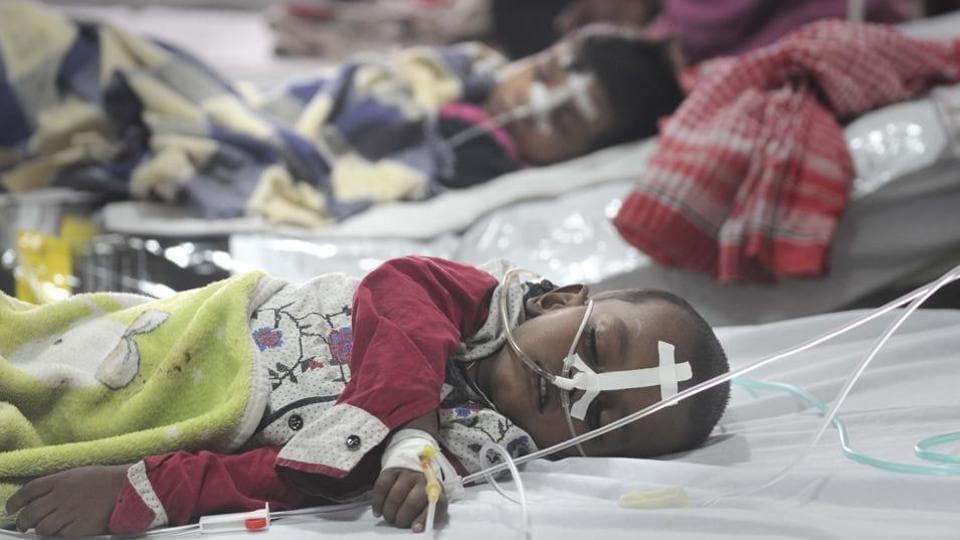 Gorakhpur tragedy,Gorakhpur's BRD hospital,Pushpa Sales