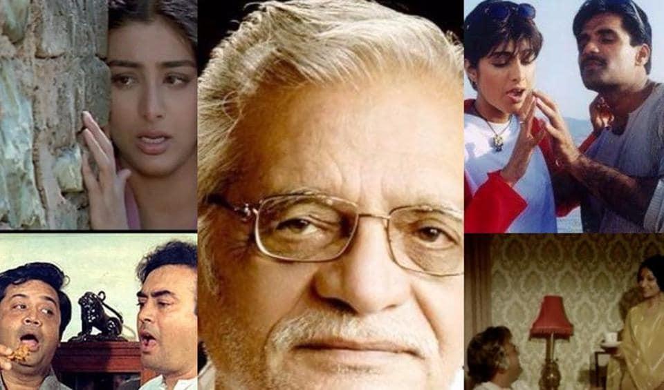 Gulzar,Bollywood,Mausam