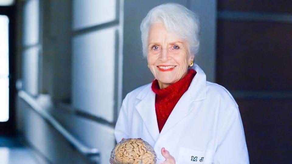 Albert Einstein,Marian Cleeves Diamond,Neuroscientist