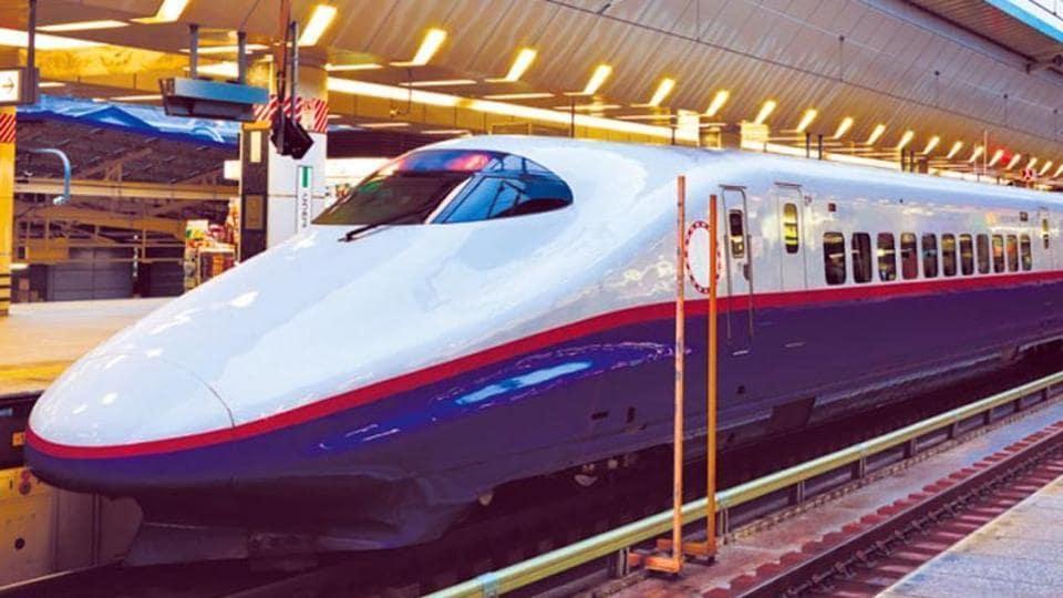 bullet train,Delhi-amritsar train,IRCTC