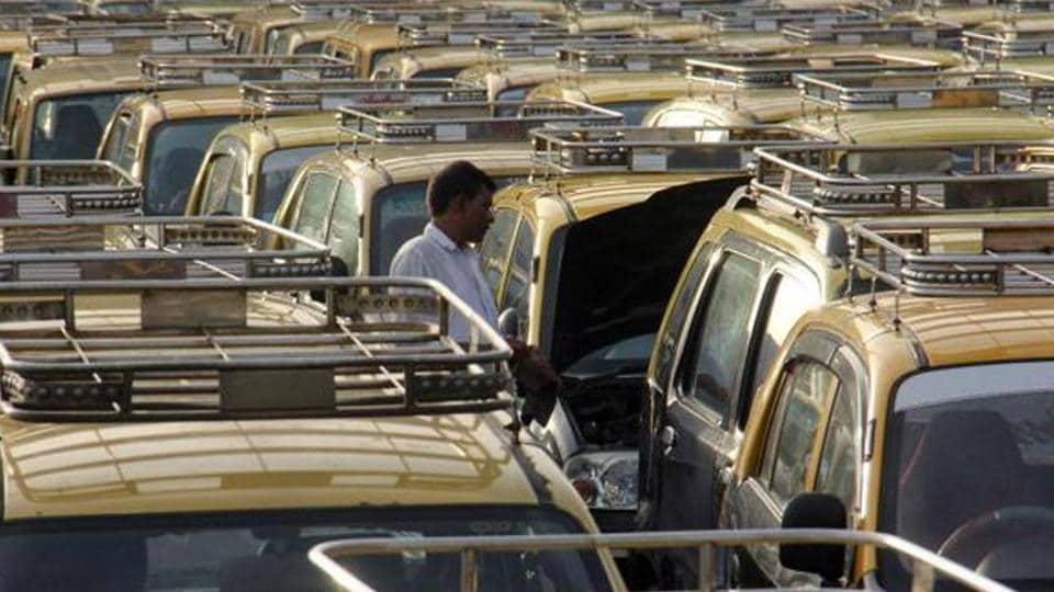 Mumbai,taxis,autorickshaws