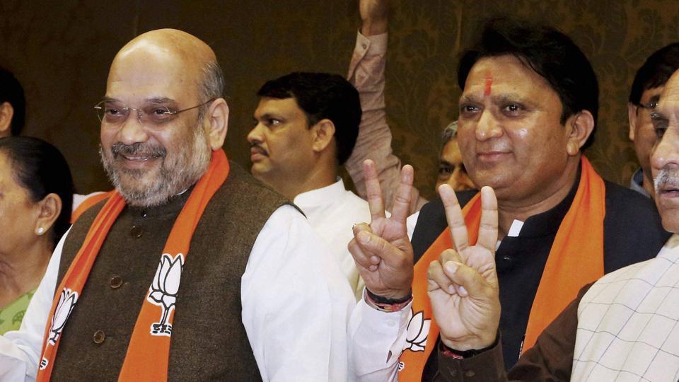 Balwantsinh Rajput,Ahmed Patel,Congress
