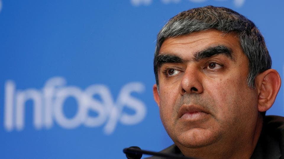 Infosys CEO and MD Vishal Sikka resigns citing personal attacks