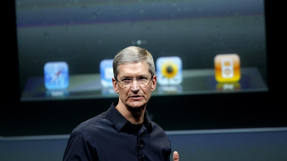 Apple,Apple CEO,Tim Cook