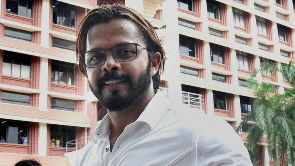 S. Sreesanth,BCCI,Board of Control for Cricket in India