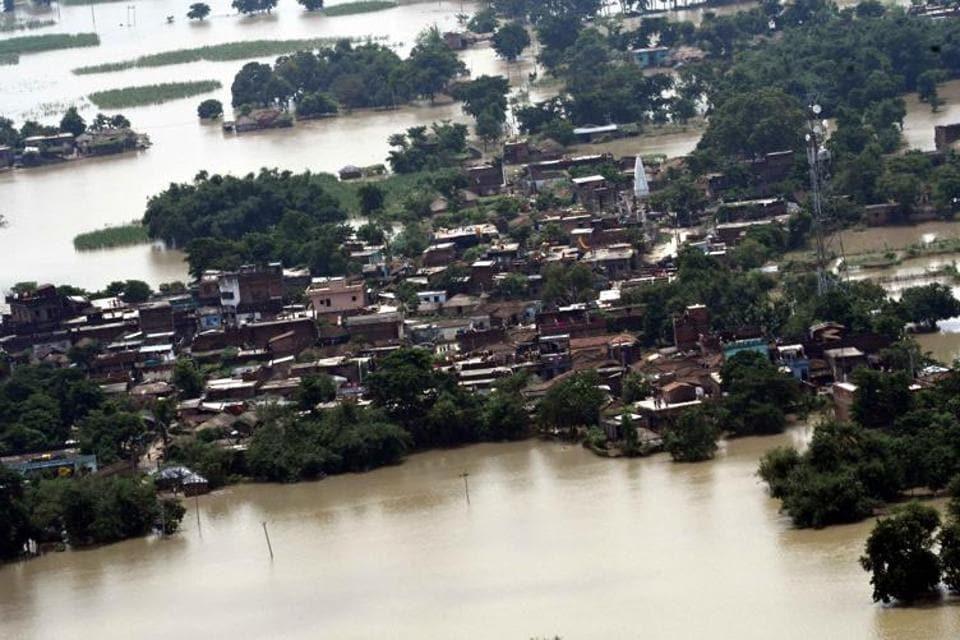 North Bihar flood,Araria situation,Champaran tales