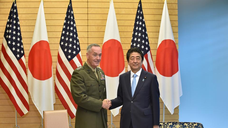 Dunford: North Korean threat can be peacefully resolved