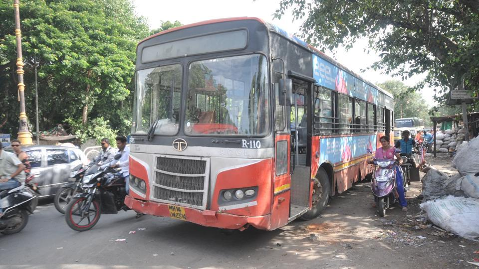 Pune,PMPML,Buses