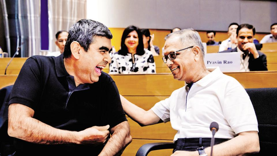 Vishal Sikka resigns as Infosys MD and CEO