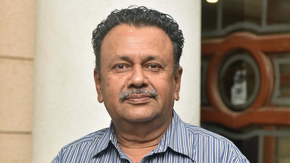 Ravi Karandikar, activist during interview in Pune, on Thursday.