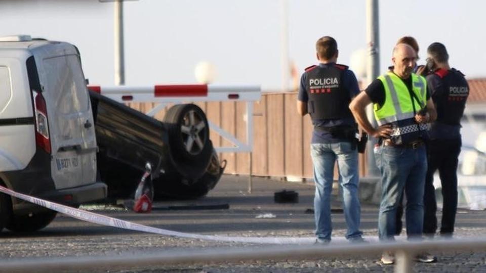 Barcelona,Barcelona Terror Attacks,Spain