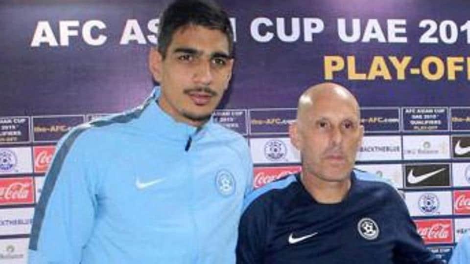 Gurpreet Singh Sandhu,Stephen Constantine,Bengaluru FC