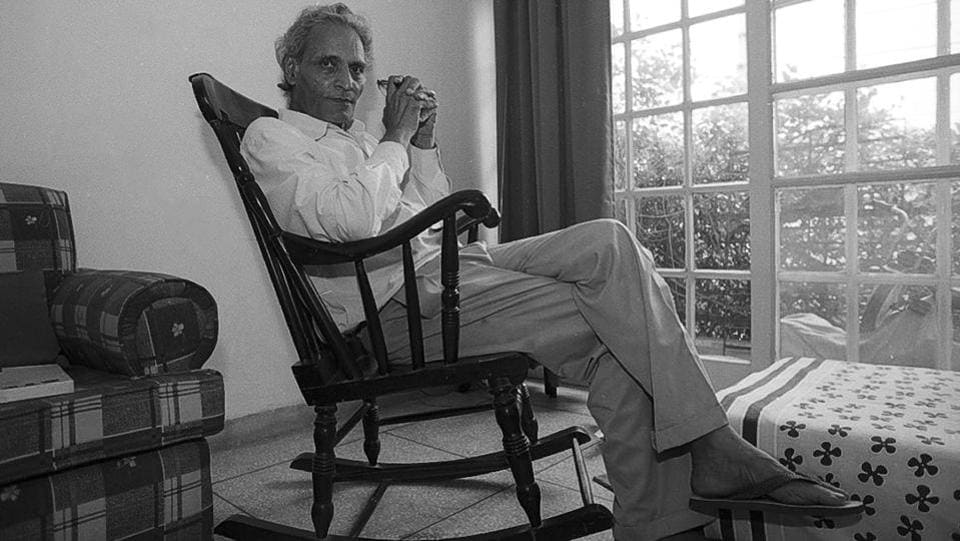 Summarising his brother's persona, Raghu Rai said, 'My brother was a homebound man, a private man. He didn't go abroad, or meet people. He chose not to fly high. Most of his work was in and around Delhi. He didn't interact much except with Indian photographers and so anyone who was serious about photography went to him. He had influence, they felt connected to him.' (Sunil Saxena / HT File)