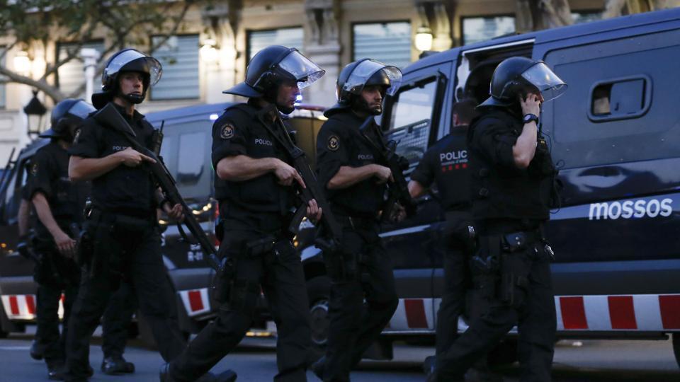 Barcelona terror attack,Cambrils,Barcelona