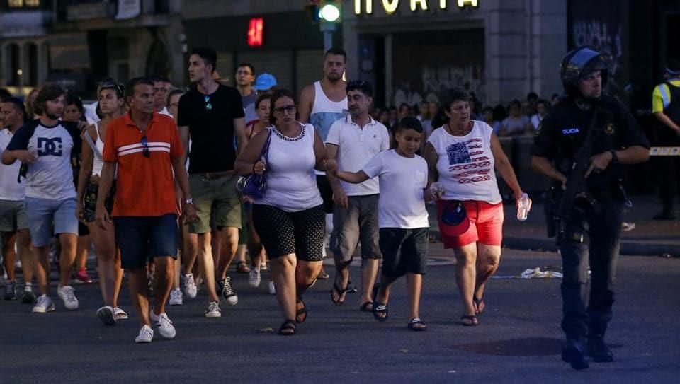 Barcelona,Barcelona attack,Islamic State