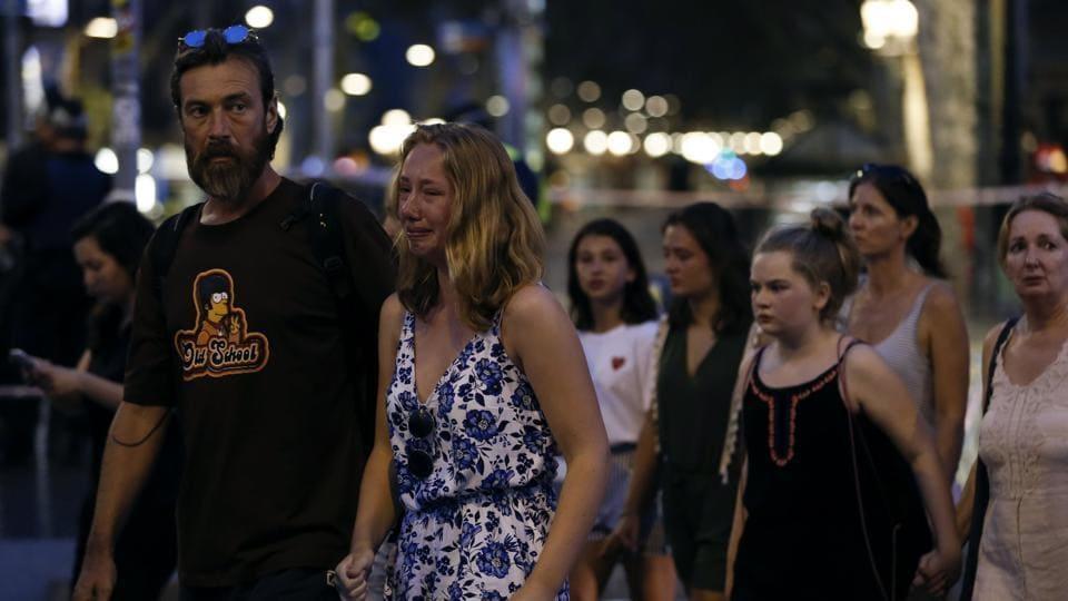 Barcelona,Barcelona attack,Barcelona terror attack
