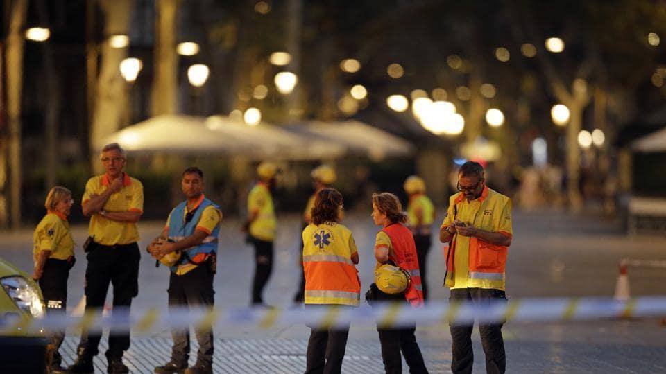 Barcelona,Las Ramblas,Barcelona Terror Attack